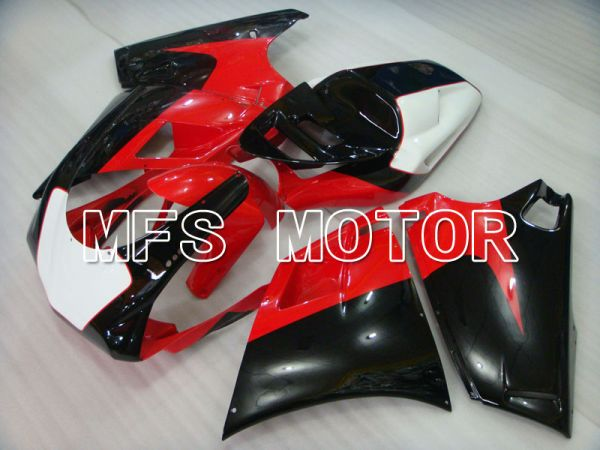 Ducati 748 / 998 / 996 1994-2002 Injection ABS Fairing - Factory Style - Black Red - MFS3903
