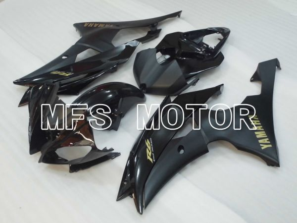Yamaha YZF-R6 2008-2016 Injection ABS Fairing - Factory Style - Matte Black - MFS3907