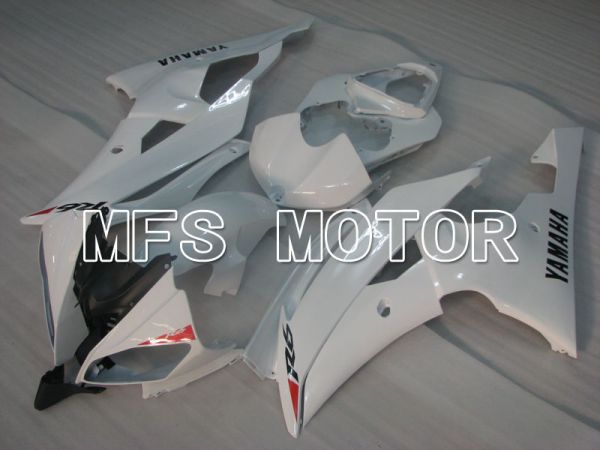 Yamaha YZF-R6 2008-2016 Injection ABS Fairing - Factory Style - White - MFS3912