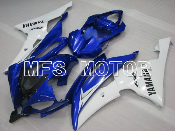 Yamaha YZF-R6 2008-2016 Injection ABS Fairing - Factory Style - Blue White - MFS3917