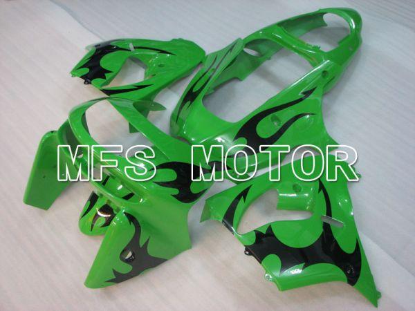 Kawasaki NINJA ZX9R 1998-1999 ABS Fairing - Others - Green Black - MFS3918
