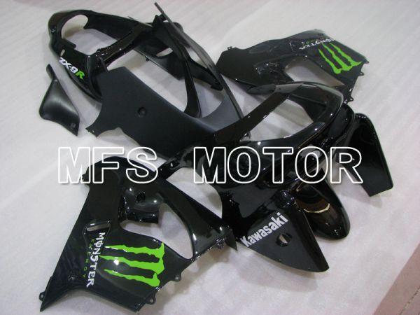 Kawasaki NINJA ZX9R 1998-1999 ABS Fairing - Monster - Black - MFS3919