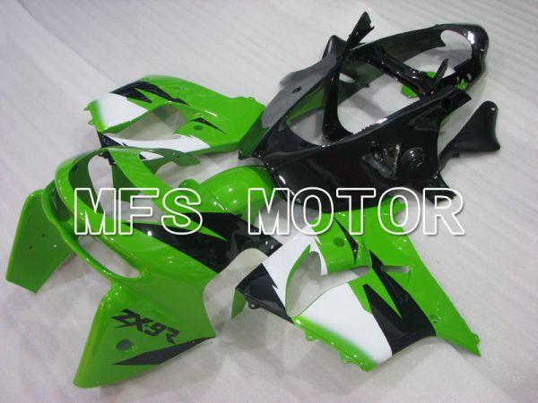 Kawasaki NINJA ZX9R 1998-1999 ABS Fairing - Factory Style - Green Black - MFS3924