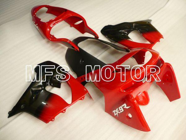 Kawasaki NINJA ZX9R 1998-1999 ABS Fairing - Factory Style - Red Black - MFS3929