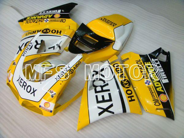 Ducati 748 / 998 / 996 1994-2002 Injection ABS Fairing - Xerox - Yellow White - MFS3943