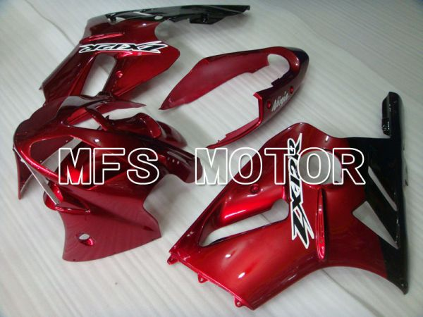 Kawasaki NINJA ZX12R 2002-2005 Injection ABS Fairing - Factory Style - Red wine color - MFS4120