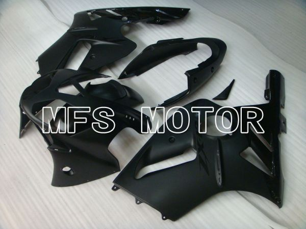 Kawasaki NINJA ZX12R 2002-2005 Injection ABS Fairing - Factory Style - Black - MFS4122