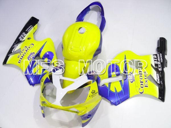 Kawasaki NINJA ZX12R 2002-2005 Injection ABS Fairing - Corona - Blue Yellow - MFS4139