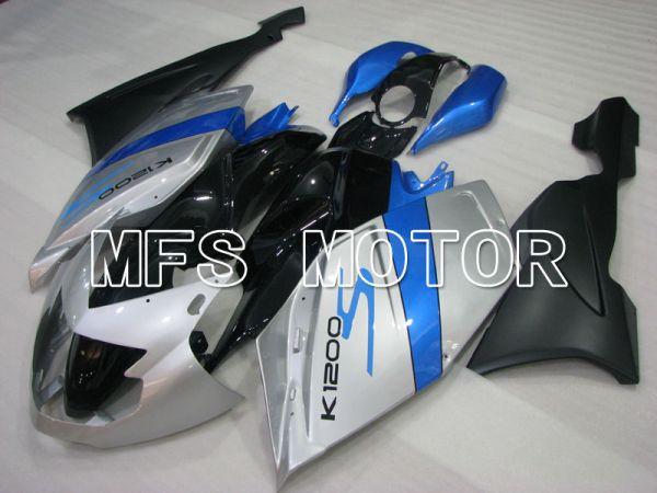 BMW K1200S 2005-2008 ABS Fairing - Factory Style - Black Blue Silver - MFS4175