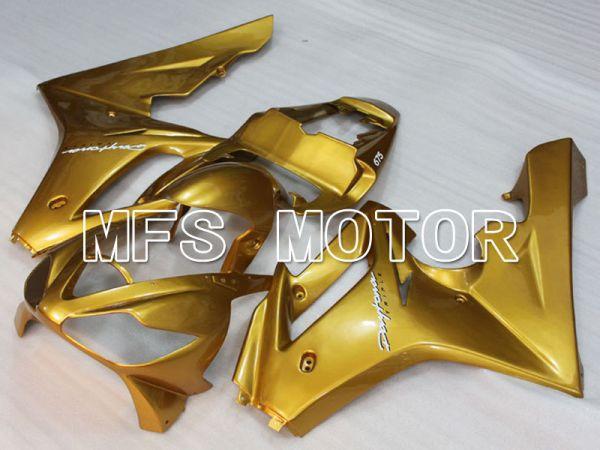 Triumph Daytona 675 2006-2008 Injection ABS Fairing - Factory Style - Gold - MFS4203