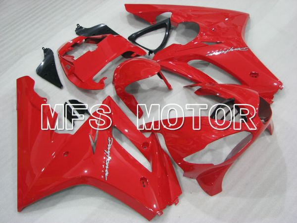 Triumph Daytona 675 2009-2012  Injection ABS Fairing - Factory Style - Red - MFS4213