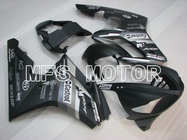 Triumph Daytona 675 2009-2012  Injection ABS Fairing - Castrol - Black Matte - MFS4220