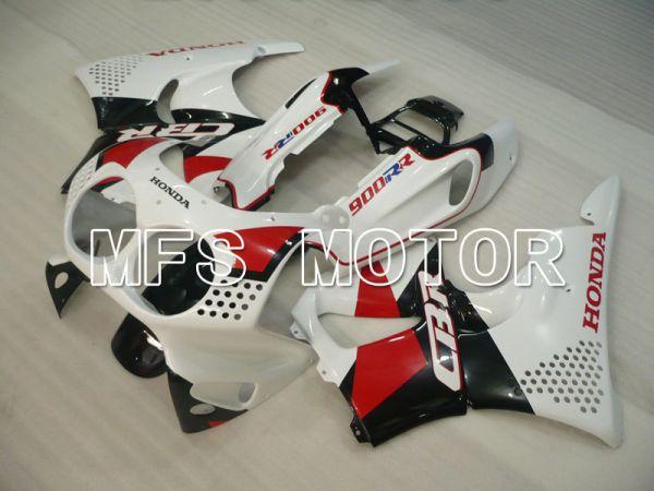 Honda CBR900RR 893 1992-1993 ABS Fairing - Factory Style - Black White - MFS4253