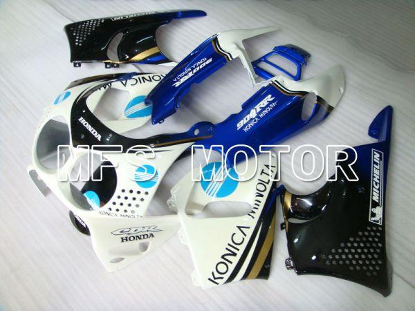 Honda CBR900RR 893 1992-1993 ABS Fairing - Konica Minolta - Black White - MFS4260