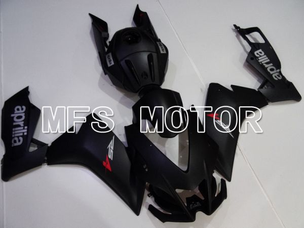 Aprilia RS125 2012-2014 Injection ABS Fairing - Factory Style - Black - MFS4262