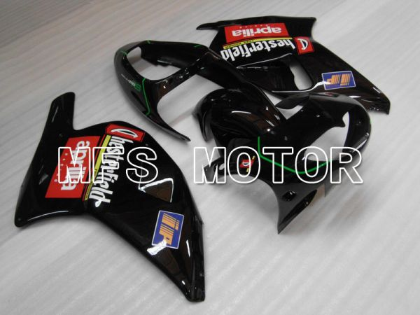 Aprilia RS250 1995-2002 Injection ABS Fairing - Factory Style - Black - MFS4280
