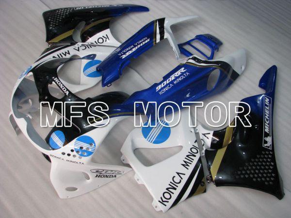 Honda CBR900RR 893 1994-1995 ABS Fairing - Konica Minolta - Black White - MFS4286