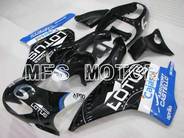 Aprilia RS250 1995-2002 Injection ABS Fairing - Others - Black Blue - MFS4287
