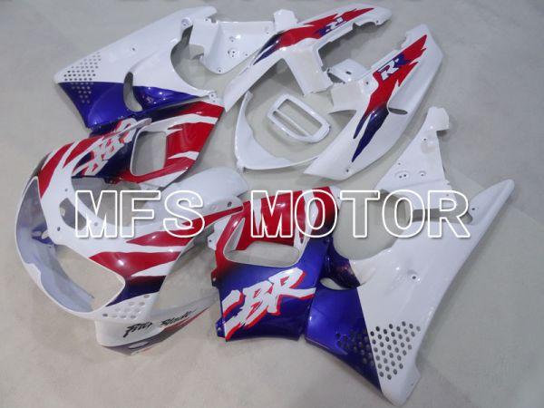 Honda CBR900RR 893 1994-1995 ABS Fairing - Factory Style - Red White - MFS4314