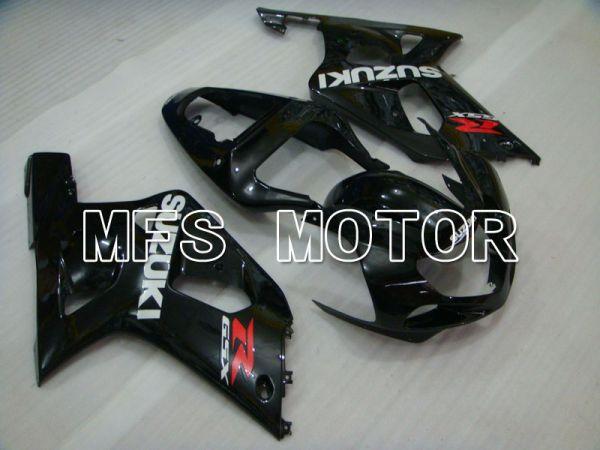 Suzuki GSXR1000 2000-2002 Injection ABS Fairing - Factory Style - Black - MFS4318