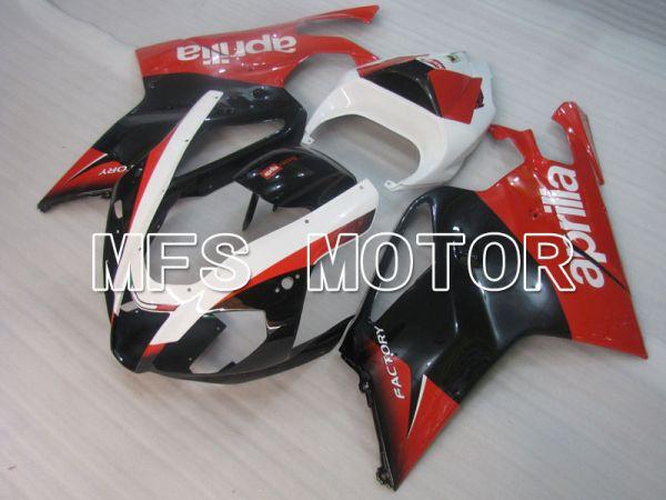 Aprilia RSV 1000 R 2004-2009 ABS Fairing - Others - Black Red White - MFS4321