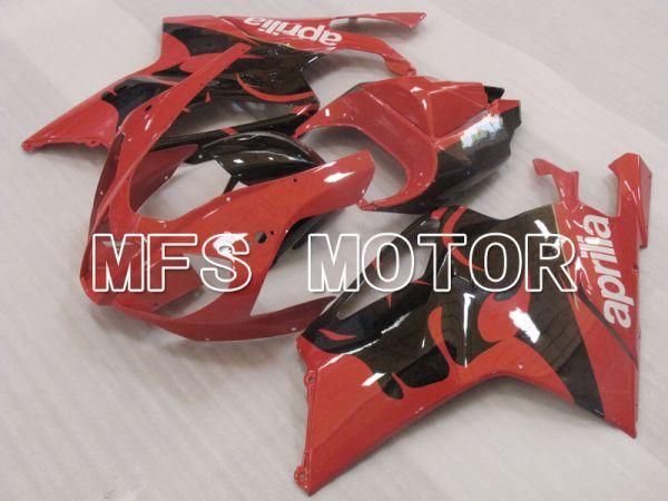 Aprilia RSV 1000 R 2004-2009 ABS Fairing - Others - Black Red - MFS4325