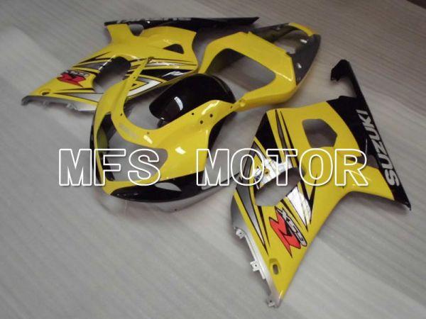 Suzuki GSXR1000 2000-2002 Injection ABS Fairing - Factory Style - Yellow Black - MFS4335