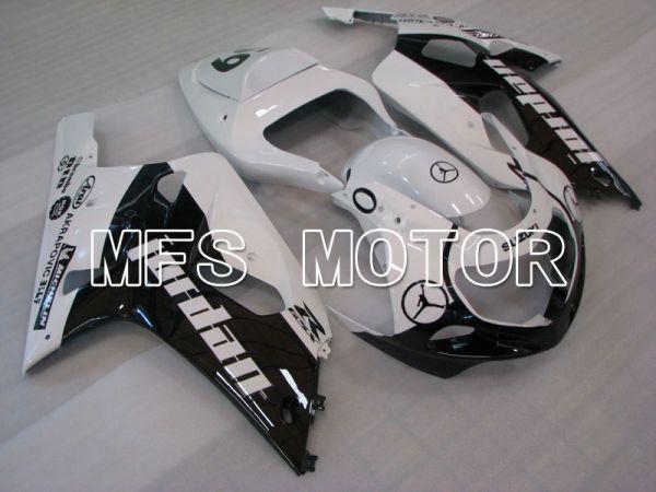 Suzuki GSXR1000 2000-2002 Injection ABS Fairing - Jordan - Black White - MFS4350