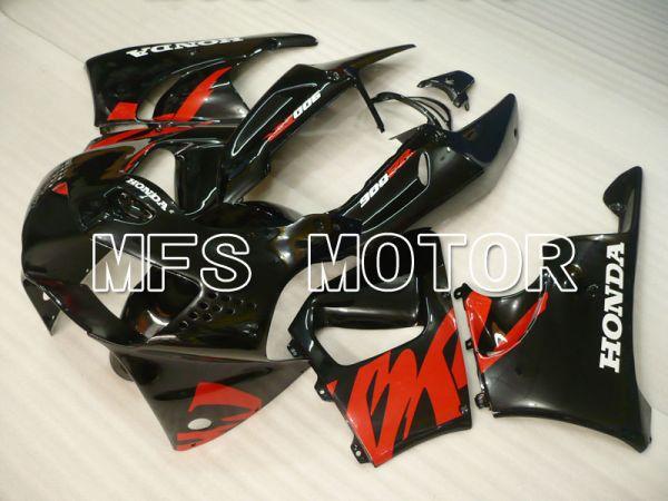 Honda CBR900RR 919 1998-1999 ABS Fairing - Factory Style - Black Red - MFS4352