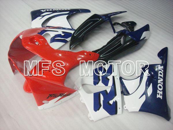 Honda CBR900RR 919 1998-1999 ABS Fairing - Factory Style - Blue White Red - MFS4363