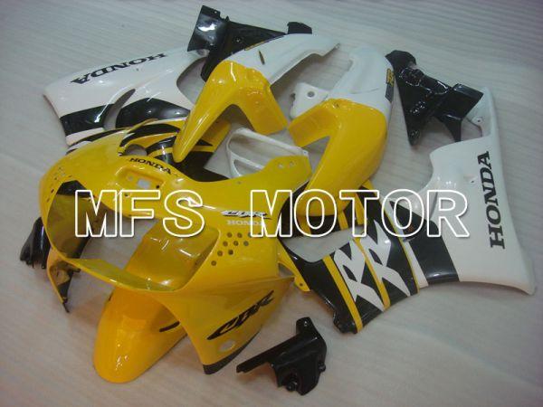 Honda CBR900RR 919 1998-1999 ABS Fairing - Factory Style - Yellow White - MFS4371