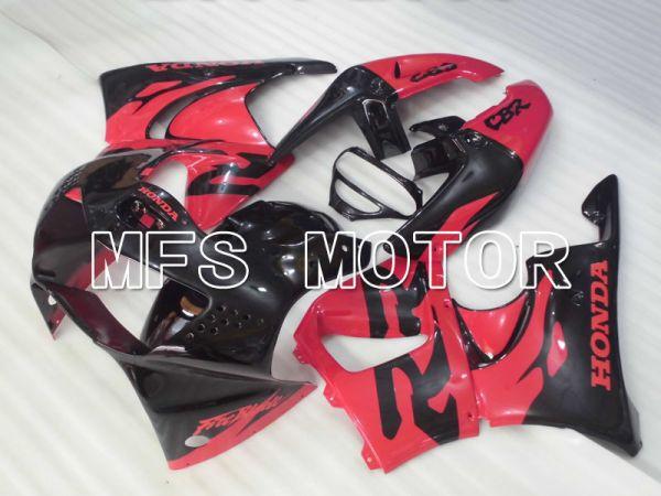 Honda CBR900RR 919 1998-1999 ABS Fairing - Factory Style - Black Red - MFS4424