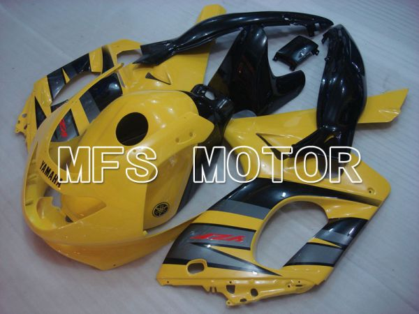 Yamaha YZF-600R 1997-2007 Injection ABS Fairing - Factory Style - Yellow Gray - MFS4440