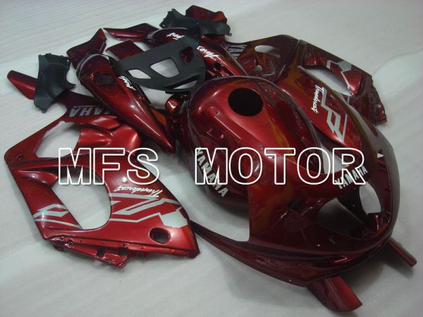 Yamaha YZF-600R 1997-2007 Injection ABS Fairing - Factory Style - Red wine color - MFS4444