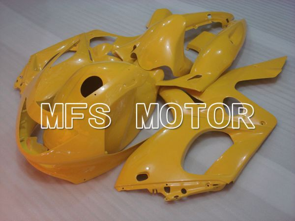 Yamaha YZF-600R 1997-2007 Injection ABS Fairing - Factory Style - Yellow - MFS4451