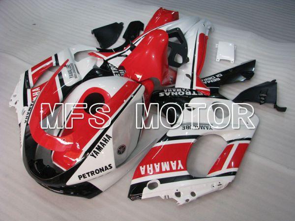 Yamaha YZF-600R 1997-2007 Injection ABS Fairing - PETRONAS - Red White Black - MFS4453