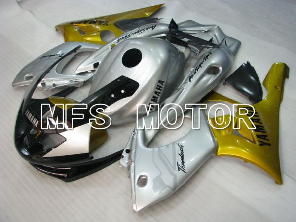 Yamaha YZF-600R 1997-2007 Injection ABS Fairing - Factory Style - Gold Silver - MFS4460