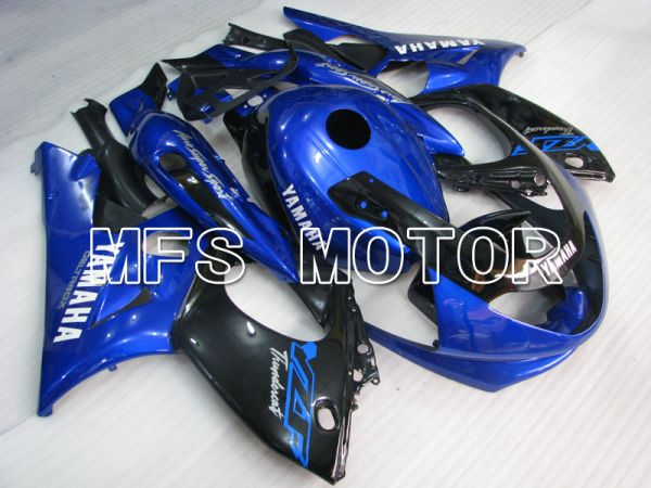 Yamaha YZF-600R 1997-2007 Injection ABS Fairing - Factory Style - Blue Black - MFS4463