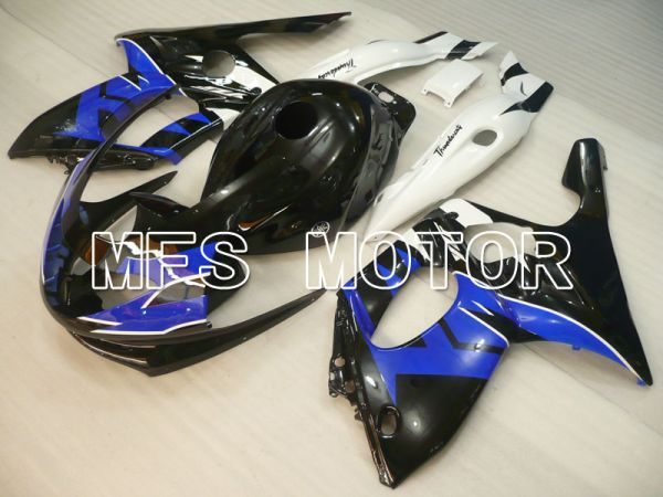 Yamaha YZF-600R 1997-2007 Injection ABS Fairing - Factory Style - Blue Black - MFS4465