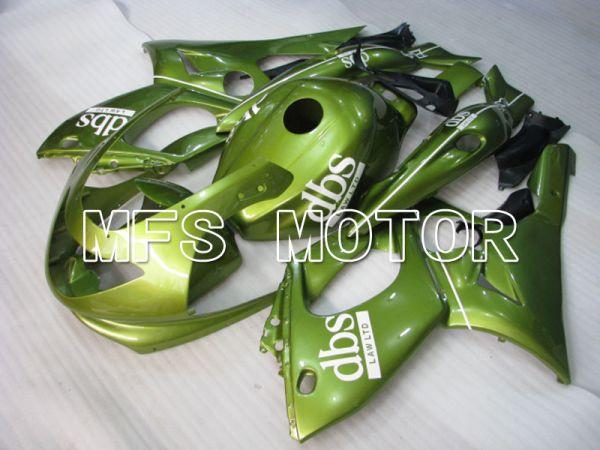 Yamaha YZF-600R 1997-2007 Injection ABS Fairing - DBS - Cyan - MFS4466