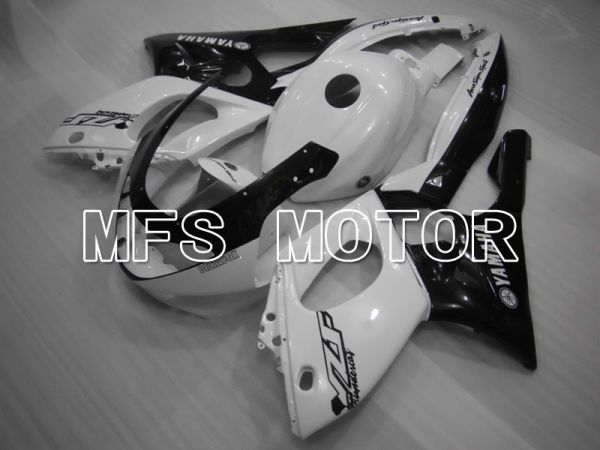 Yamaha YZF-600R 1997-2007 Injection ABS Fairing - Factory Style - White Black - MFS4467