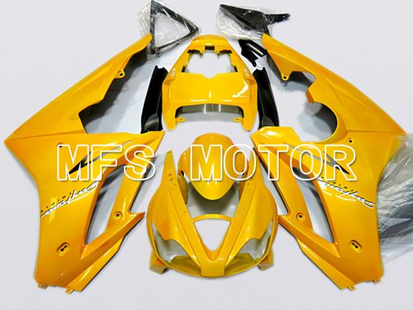 Triumph Daytona 675 2006-2008 Injection ABS Fairing - Factory Style - Yellow - MFS4514