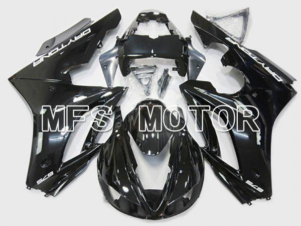 Triumph Daytona 675 2009-2012  Injection ABS Fairing - Factory Style - Black - MFS4525