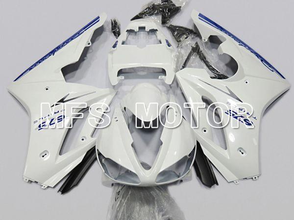 Triumph Daytona 675 2009-2012  Injection ABS Fairing - Factory Style - White - MFS4529
