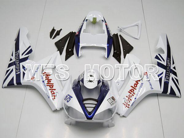 Triumph Daytona 675 2009-2012  Injection ABS Fairing - Others - Blue White - MFS4534