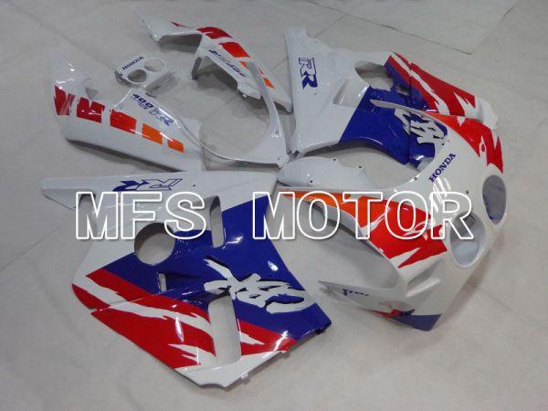 Honda CBR 400RR NC23 1988-1989 ABS Fairing - Fireblade - Blue White Red - MFS4602