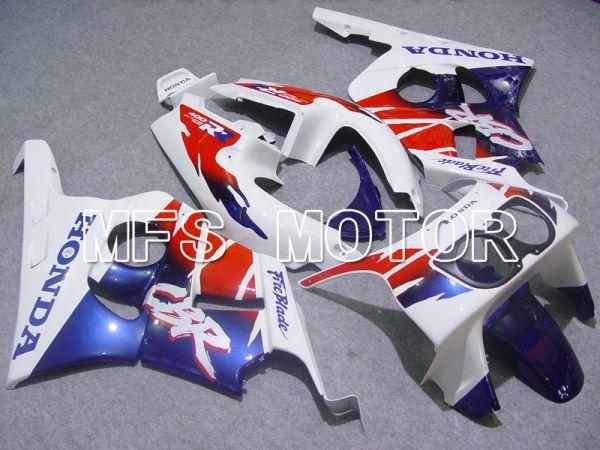 Honda CBR 400RR NC29 1990-1999 ABS Fairing - Fireblade - Blue Red White - MFS4620