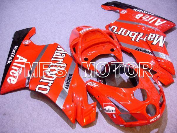 Ducati 749 / 999 2003-2004 Injection ABS Fairing - Alice - Orange - MFS4634