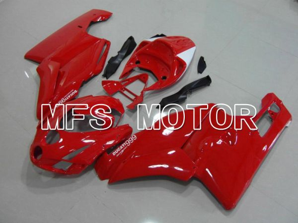 Ducati 749 / 999 2003-2004 Injection ABS Fairing - Factory Style - Red - MFS4646