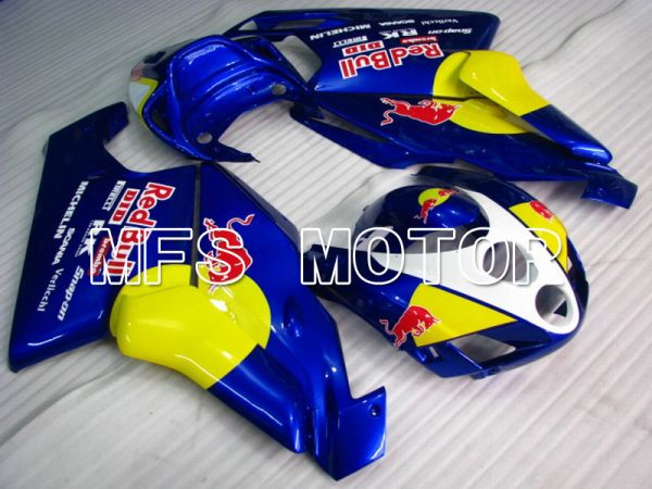 Ducati 749 / 999 2003-2004 Injection ABS Fairing - Red Bull - Blue - MFS4654